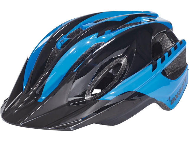 axant Rider Boy Bike Helmet Children blue/black